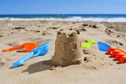 Soñar con: Playa
